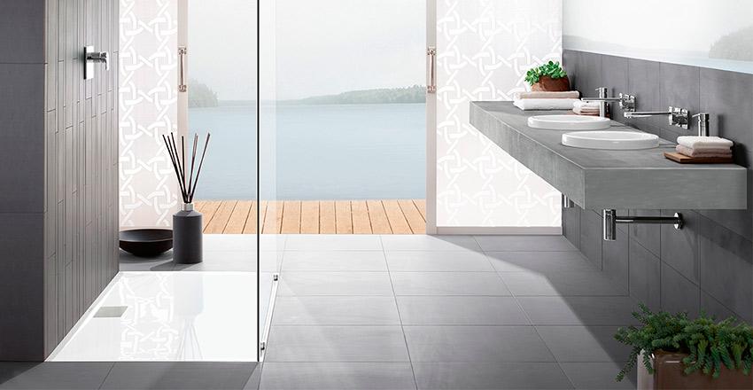 Una ducha italiana para tu baño