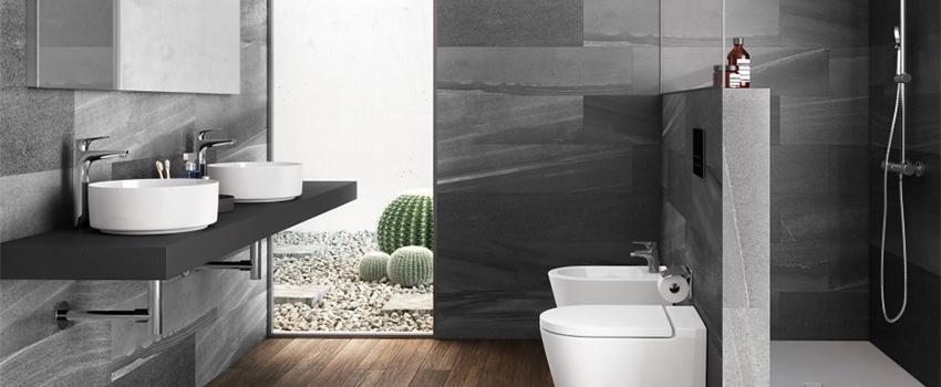 Foto Como dividir el baño en varias zonas