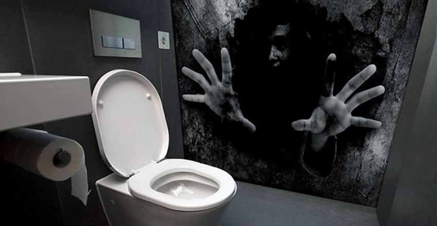 Los baños más terroríficos