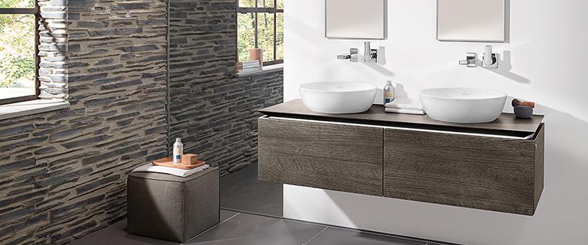 5 tipos de lavabo para tu baño
